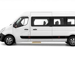 16 Seater Minibus Hire London