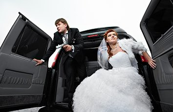 Weddings Minibus London